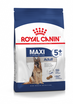 Royal Canin Maxi Adult 5+ (сухой корм) для стареющих собак крупных размеров от 5 до 8 лет